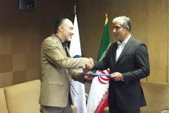 آغاز به کار هوشیاری به عنوان مدیرعامل سیمان فارس خوزستان