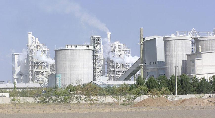 تصاویری از کارخانه 1 و 2 سیمان ساوه