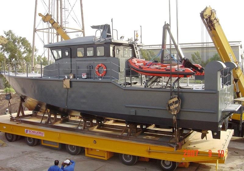 انتصاب سرپرست کشتی سازی اروندان