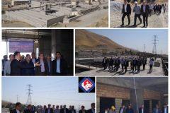 افتتاح طبق زمانبندی تصفیه خانه ششم آب تهران، از سوی سابیر