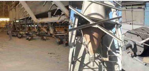 ساخت، نصب و تعمیرات اساسیتجهیزات حساس،در سیمان صوفیان