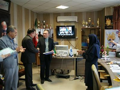 افتتاح  مرکز آموزش بین کارگاهی سیمان بجنورد
