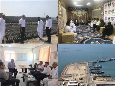 انعقاد قراردادهای جدید صادرات سیمان و کلینکر از مسیر بندر چابهار