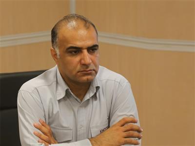 محمد حاج نایب مدیرعامل سیمان خوزستان شد