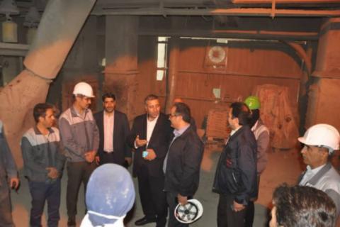 بهینه سازی و راه اندازی وکیوم صنعتی در سیمان صوفیان