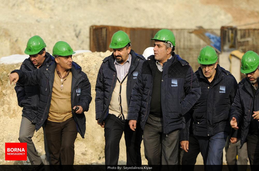 اتمام پروژه تامین آب غرب تهران توسط سابیر؛ خرداد 99