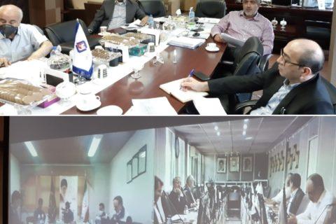 بررسی عملکرد شرکت های تابعه سازمان تامین در روز سوم