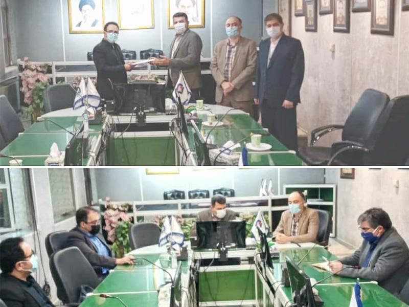مجدالدین خادمی به عنوان سرپرست سیمان زنجان منصوب شد