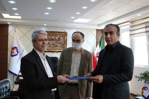 محمد غفران خلقی مدیرعامل سیمان قاین شد